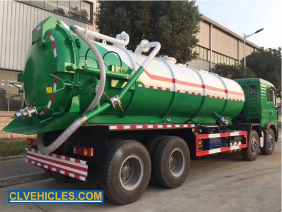 Super Suction Tankers