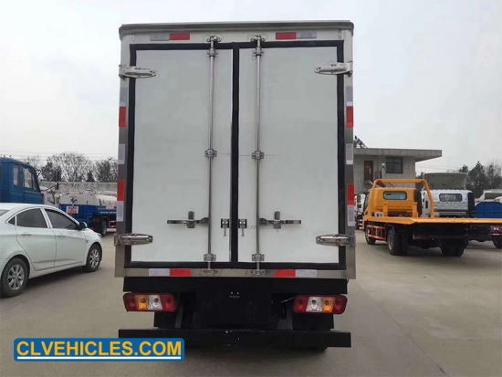 Refrigerated Transport Vehicle