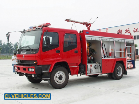 Multi-function Fire Truck